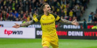 Di Dortmund, Alcacer Merasa Bikin Gol Urusan Mudah