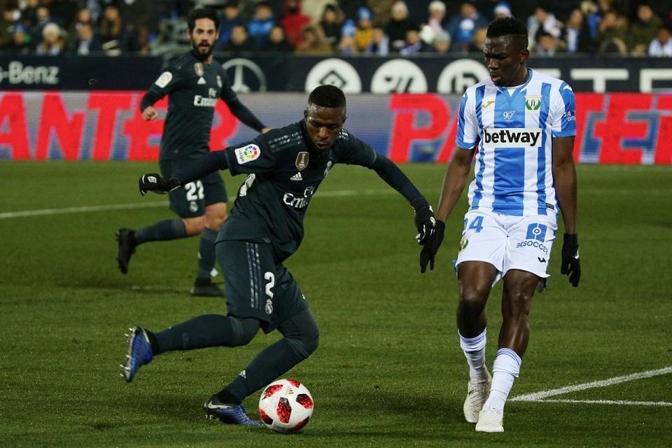 Copa del Rey; Madrid Dikalahkan Leganes 1-0