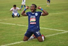 PSIS- Ibrahim Conteh Not For Sale