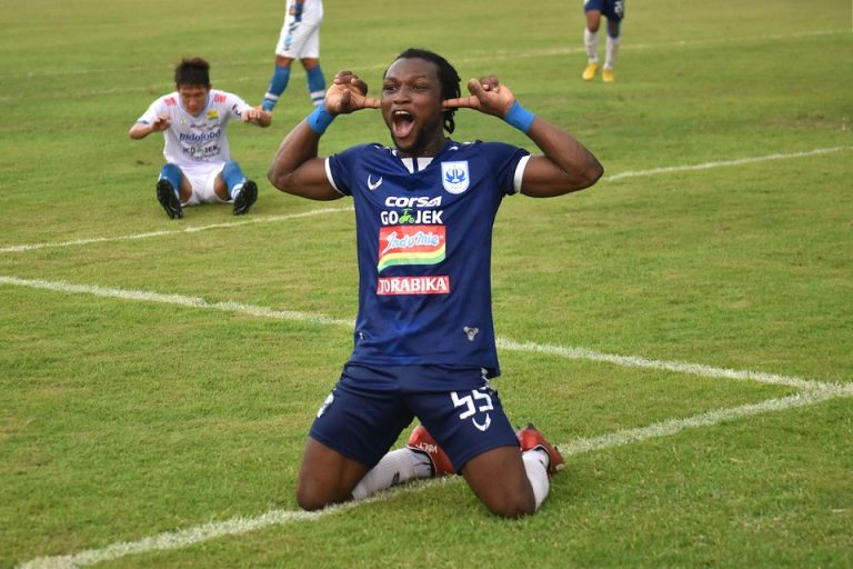 Diminati Klub Asal Amerika, PSIS: Ibrahim Conteh Not For Sale