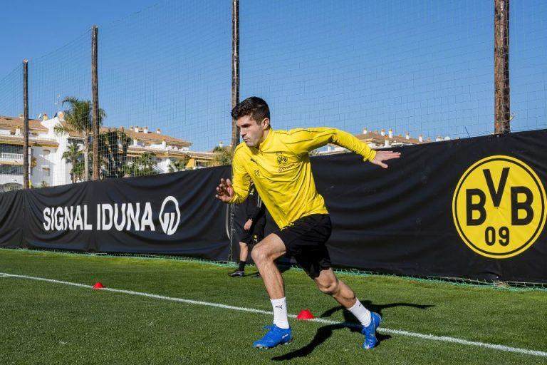 Direktur Dortmund Percaya Pulisic Akan Sukses di Chelsea