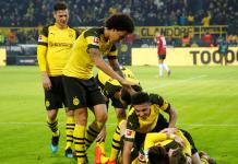Bundesliga; Borussia Dortmund Taklukkan Hannover 5-1