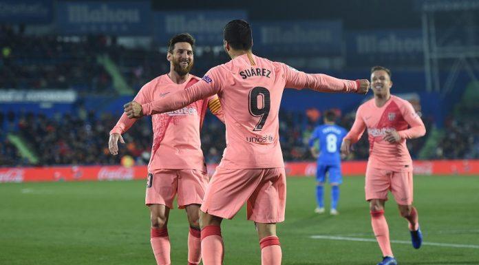 Koleksi Gol Messi-Suarez Musim Ini Lebih Produktif Dari Beberapa Tim La Liga