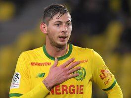 FC Nantes Tunda Laga Tuk Menghormati Emiliano Sala