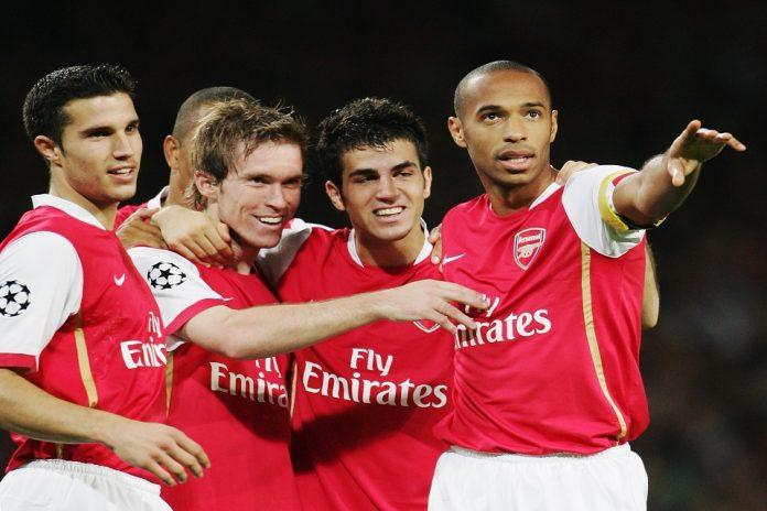 Fabregas Pilih AS Monaco karena Thierry Henry