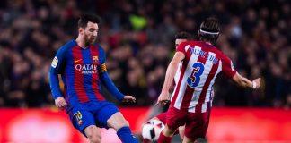 Bagi Felipe Luis, Messi Layak Raih Ballon d`Or 2018