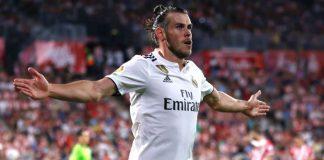 Gagal Samai Ronaldo, Posisi Bale di Madrid Terancam