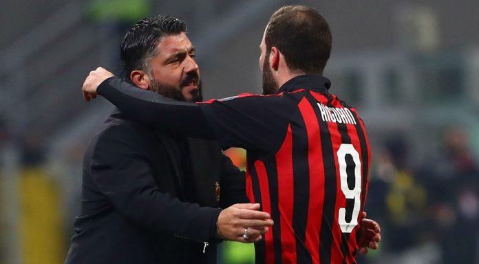 Gattuso Tegaskan Higuain Tetap Bertahan