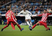 Girona vs Real Madrid Tim Tamu Unggul Mutlak
