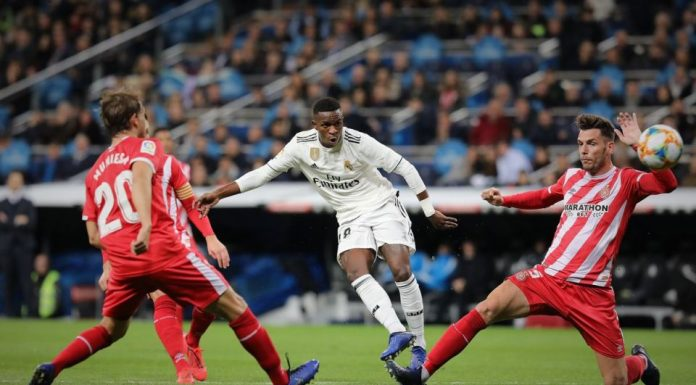 Girona vs Real Madrid Tim Tamu Unggul Mutlak