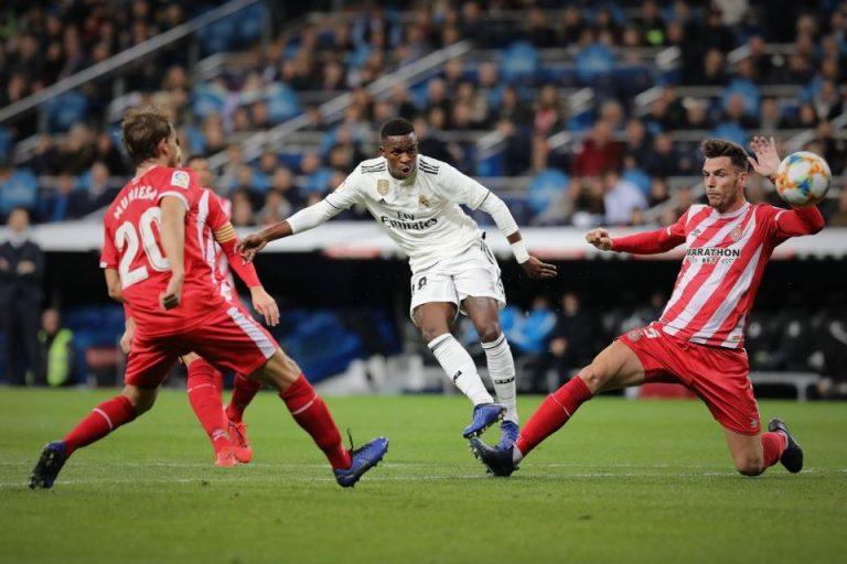 Girona vs Real Madrid: Tak Sulit Bagi Madrid Tembus Semi Final Copa del Rey