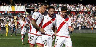 Gol Tunggal De Tomas Menangkan Vallecano atas Alaves