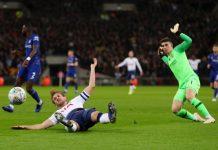 Gol Semata Wayang Kane Kalahkan Chelsea