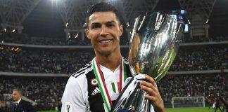 Satu Gol Ronaldo Buat Juventus Juara Supercoppa Italia
