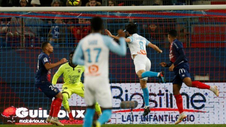 Gol Tunggal Sanson Akhiri Puasa Kemenangan Marseille