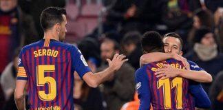 Barcelona Kian Kokoh Usai Kalahkan Leganes 3-1