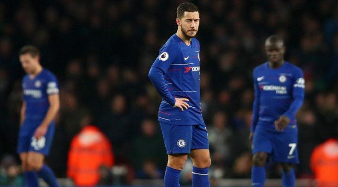 Hazard Mengaku Sering Buat Pelatih Frustasi