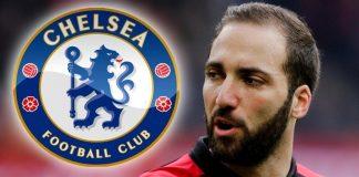 Higuain Datang, Pemain Chelsea Ini Siap Kembali ke Prancis