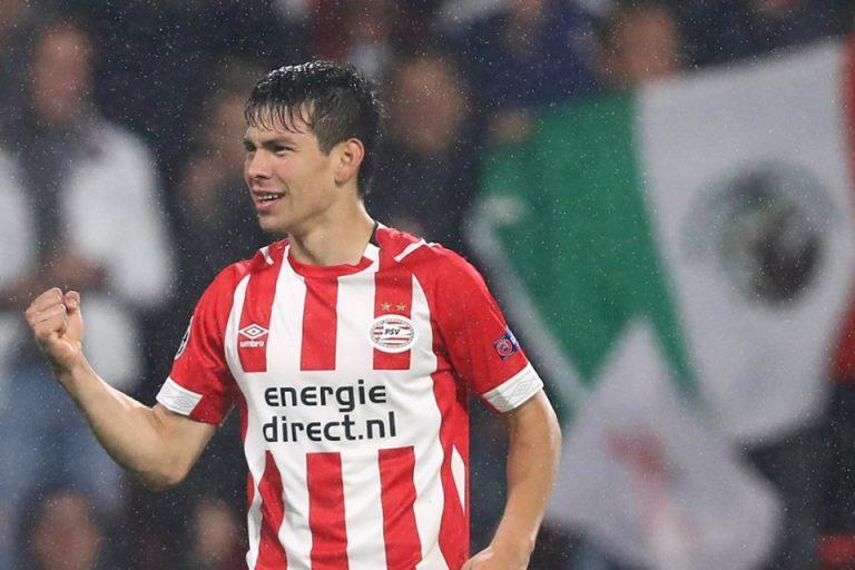Hirving Lozano Terpilih Jadi Pemain Terbaik Zona Concacaf 2018