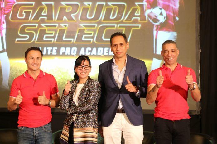 24 Pemuda Berangkat Melalui Garuda Select