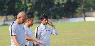 Indra Sjafri Cari Komposisi Terbaik Timnas U-22