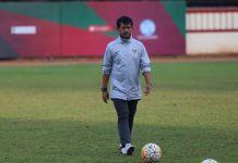 Indra Sjafri Panggil 38 Pemain di TC Timnas U-22