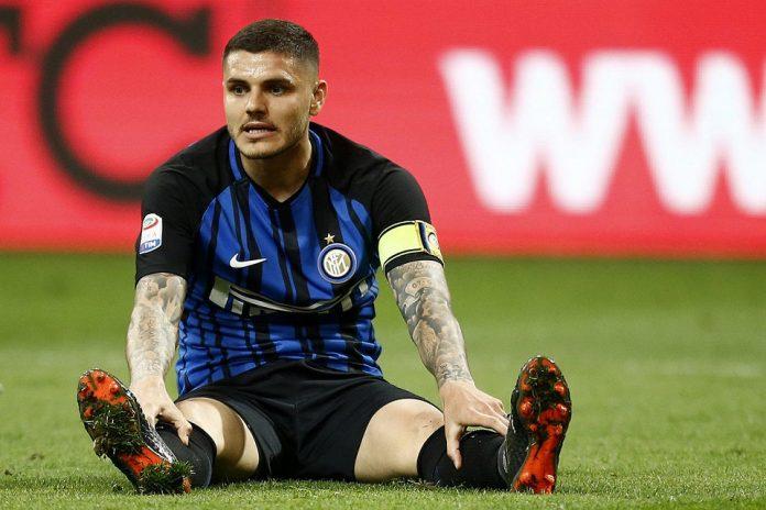 Inter Milan Berikan Denda Kepada Icardi