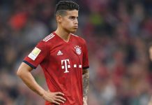James Rodriguez Tolak Pinangan Arsenal