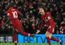 Liverpol di Tahan Imbang Leicester 1-1