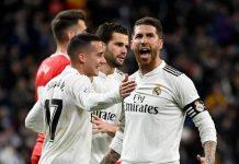 Jelang Leg Kedua Copa del Rey, Ramos Bawa Kabar Gembira