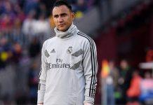 Jika Tidak Dibutuhkan Lagi, Navas Siap-Siap Pergi dari Madrid