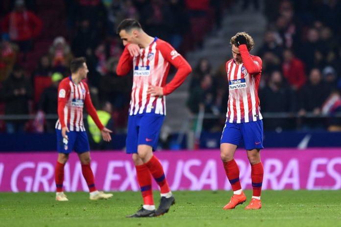 Jose Gimenez Ucapkan Selamat Kepada Girona