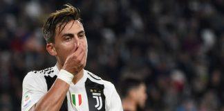 Juventus Patok Dybala 100jt Euro