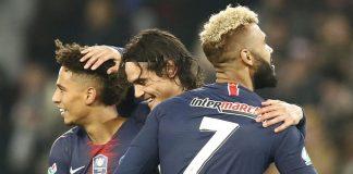 Piala Prancis; PSG Kalahkan Strasbourg 2-0