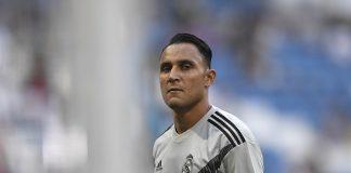 Jarang Bermain, Masa Depan Kiper Madrid Mulai Dipertanyakan
