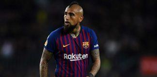 Valverde Jadikan Vidal Penyerang Tengah Saat Menjamu Levante