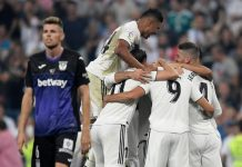 Real Madrid Menang Tiga Gol