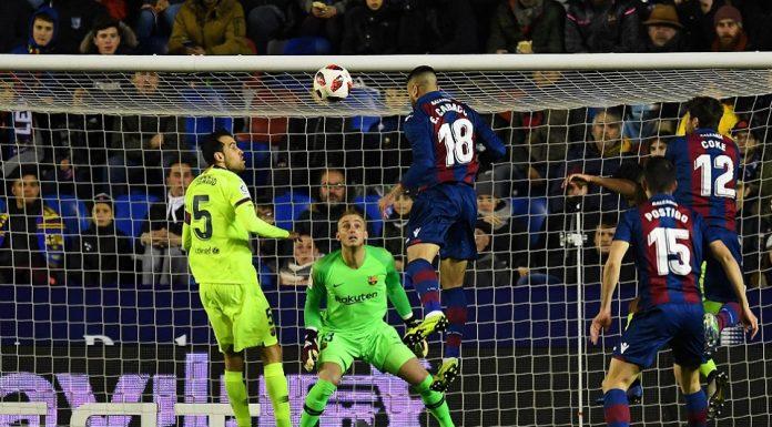 Barcelona Akan Tampil Dengan Skuat Utama di Leg Kedua Kontra Levante