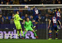 Levante Kalahkan Barcelona