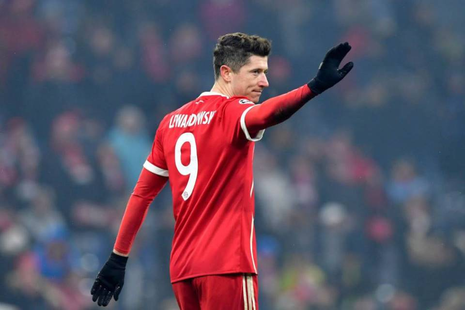 Lewandowski Ingin Pensiun di Bayern