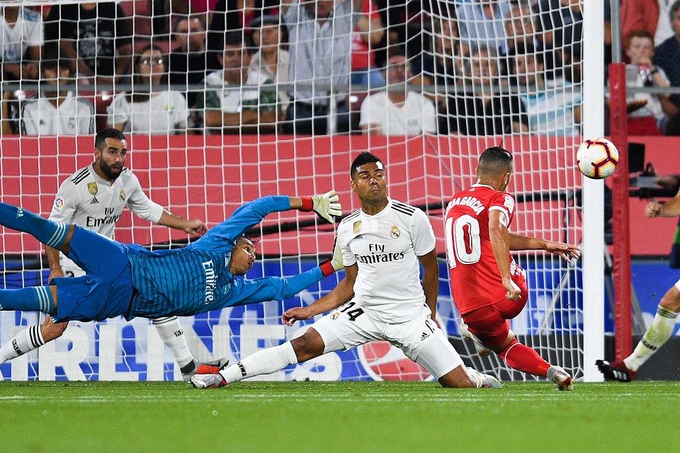 Libas Girona, Madrid Kian Dekat ke Semi Final Copa del Rey