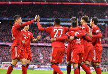 Bundesliga; Bayern Munchan Bantai Stuttgrat 4-1