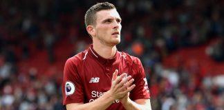 Liverpool Resmi Perpanjang Kontrak Robertson