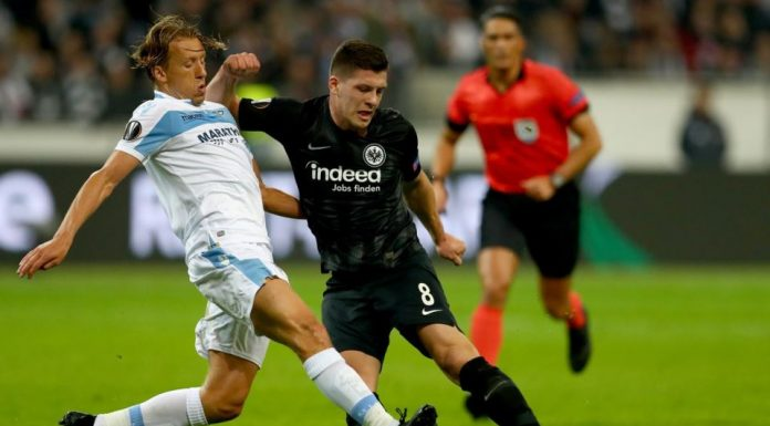 Luka Jovic Masuk Radar Real Madrid