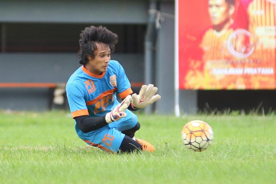 M Ridho Tak Sulit Beradaptasi di Madura United