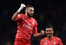 Benzema Dua Gol, Madrid Libas Espanyol 4-2