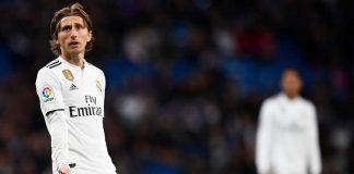 Usai Kalah, Modric Menyayangkan Bola Yang Tak Kunjung Masuk