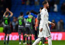 Madrid Telan Kekalahan Pertama 2019 Usai di Gilas Getafe