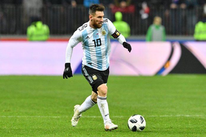 Maradona Kritik Peran Messi di albiceleste