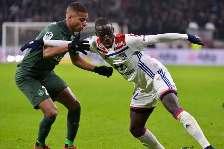 Menang Dramatis 1-2, Lyon Geser Saint-Etienne di Posisi ke-3